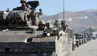 سیطره ارتش سوریه بر سه منطقه استراتژیک