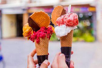 چرا بستنی جلاتو در کشورهای اروپایی پرطرفدارتر است؟