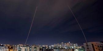 به صدا درآمدن آژیر خطر حمله راکتی در فلسطین اشغالی