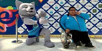معرفی سیامند رحمان به عنوان یکی از ستارگان پارالمپیک 2020 توکیو