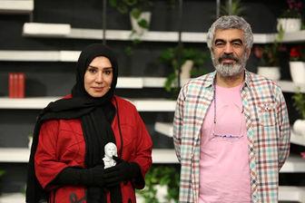 نسیم ادبی، مهمان امشب سروش صحت