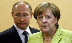 درخواست ویژه پوتین از مرکل