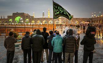 زیارت بهشت «امام رضا(ع)» از قاب شبکههای سیما