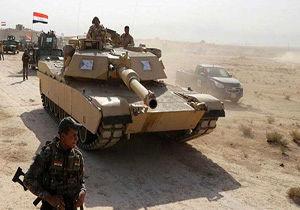 ورود نیروهای عراقی به اولین محله موصل