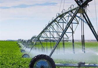 اجرای طرح آبیاری نوین در سرعین توسعه مییابد