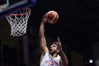 بهترین دانک جهان در اختیار بسکتبالیست ایرانی