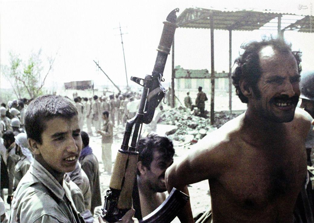 تصاویر/ 10 لحظهی ماندگار از سوم خرداد