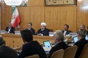 روحانی: باید با دنیا حرف بزنیم
