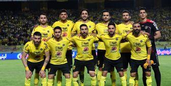 پیروزی سپاهان مقابل پیکان +عکس
