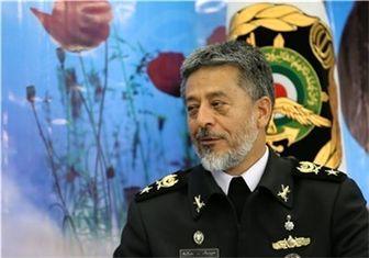پیام فرمانده نیروی دریایی ارتش به مناسبت هفته دفاع مقدس