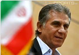 کرش سرمربی تیم ملی فوتبال ایران شد