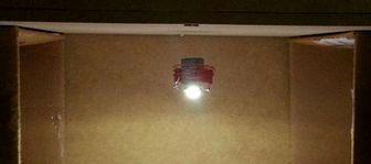 ساخت لامپ معلق خود شارژ شونده