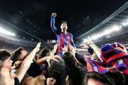 بارسلونا نخستین جام خود را کسب کرد