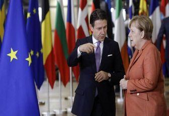 جلسه سران اتحادیه اروپا برای حل اختلافات بسته کمکی کرونا