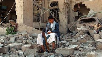 بمباران شدید مناطقی از الحدیده و صعده یمن