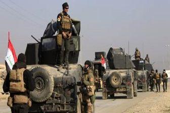 بازداشت ۴ عنصر تکفیری داعش در ساحل شرقی موصل