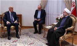 روحانی: امنیت لبنان خواست ایران است