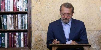 انتقاد لاریجانی از روند سرمایه گذاری در کشور