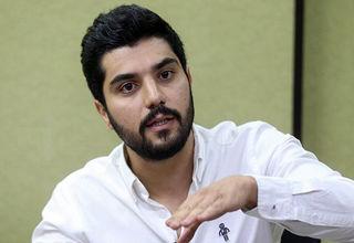 هارمونی خاص در ظاهر شیک سینا مهراد /عکس