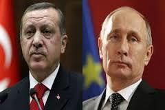 پوتین دیدار با اردوغان را رد کرد