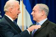 نتانیاهو، بایدن را مسخره کرد