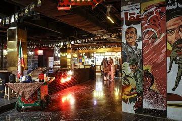 اولین پردیس سینمایی شبانه روزی کشور/گزارش تصویری