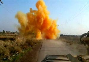استفاده گروههای تروریستی از گاز سمی در سوریه