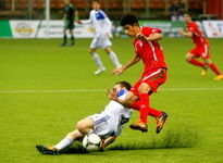 پیروزی تیم ملی فوتبال در تورنمنت گالینی ایتالیا