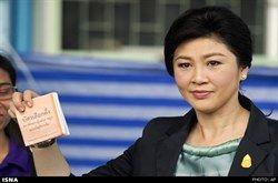 بازداشت نخستوزیر سابق تایلند