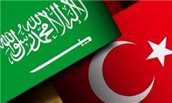 ترکیه دوباره حال عربستان را گرفت