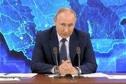 دفاع مجدد پوتین از الحاق شبه جزیره کریمه