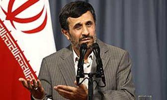 """احمدینژاد: اوباما """" اشتباه بزرگی """" در حق ملت ایران مرتکب شد"""