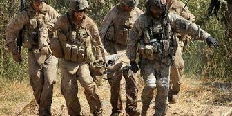 انهدام خودروی نظامیان آمریکایی در افغانستان