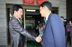 توافق دو کره برای بازگشایی منطقه صنعتی کائسونگ