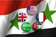 برنامه ۵ کشور برای تجزیه سوریه