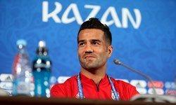 شجاعی:ازبکستان تیم گردن کلفتی بود