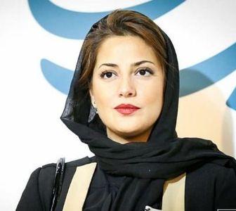 اضافه وزن عجیب خانم بازیگر در جشنواره فجر/ عکس