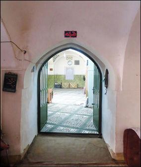 کوچکترین مسجد ایران را بشناسید