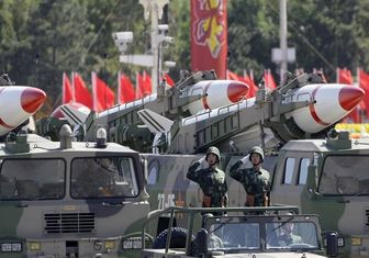 نوسازی زرادخانه هستهای چین