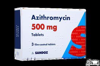 آزیترومایسین کرونا را درمان می کند؟