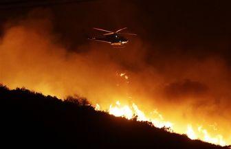 شمار قربانیان آتش سوزی کالیفرنیا به ۷۶ نفر رسید