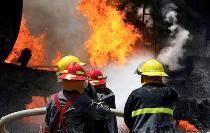 خط سه مترو تهران آتش گرفت