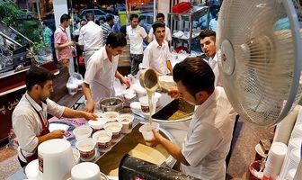 قیمت آش و حلیم در ماه رمضان چند؟