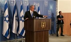 نتانیاهو: حملات هوایی را شدت خواهیم بخشید