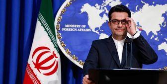 همدردی وزارت خارجه ایران با مردم و دولت ترکیه