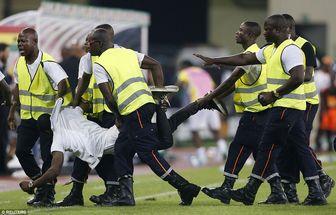 شورش در جام ملتهای آفریقا + تصاویر