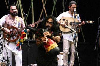 روایتی از اولین کنسرت در سایه کرونا