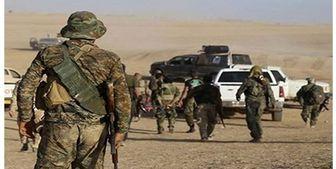 درگیری شدید نیروهای کُرد عراقی پیشمرگه و داعش