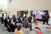 افتتاح دفتر کانونهای پردیس تئاتر تهران