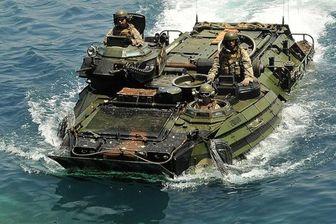 کشته و مفقود شدن 9 تفنگدار دریایی آمریکا در یک ماموریت آموزشی